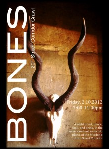 What an amazing night of sound, performance and BONES!