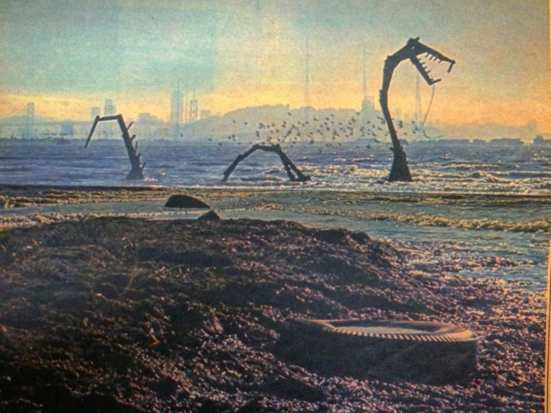 The Emeryville Mudflats