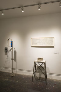 The Sound of Blue, Installation View