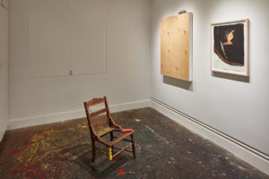 The Disagreeable Object, Installation View
