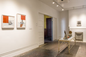 The Echo, Installation View