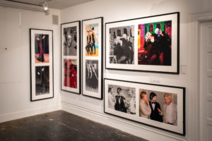 """Mike Kelley """"Extracurricular Activity Projective Reconstruction"""" (Installation View), 2004-2005. Chromogenic print and black-and-white Piezo print on rag paper. Courtesy of the Mike Kelley Foundation for the Arts"""