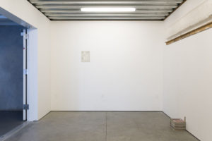 Installation view of Jorge Satorre, Sometimes I use images in my work that might be embarrassing to me, my family or my dealers, 2019. Courtesy of the artist and Labor, Mexico