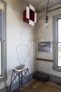 Felipe Dulzaides, Uprising, installation view, 2008. Archival pigment print.