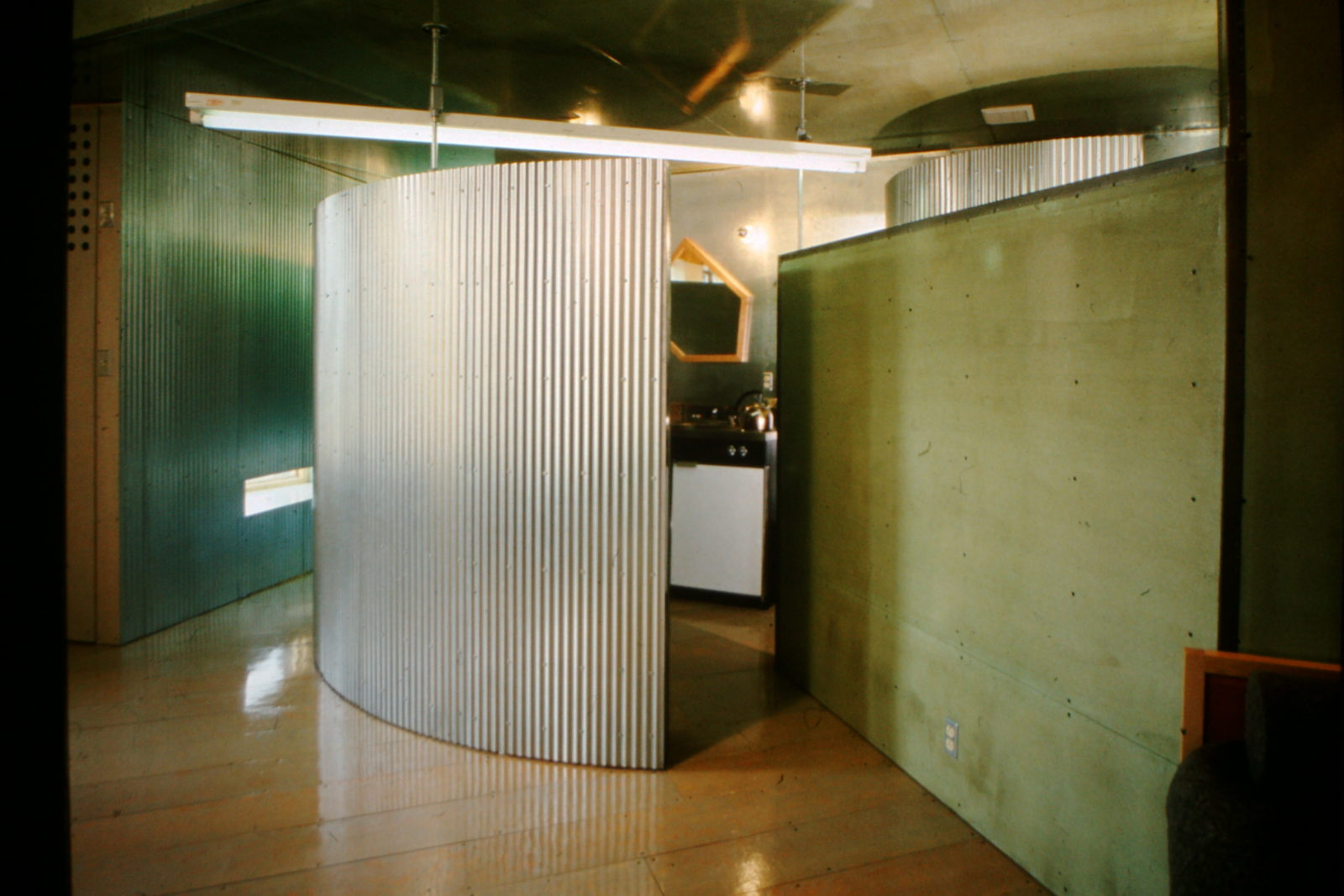 Institutional Green: Materialized, Sensorialized