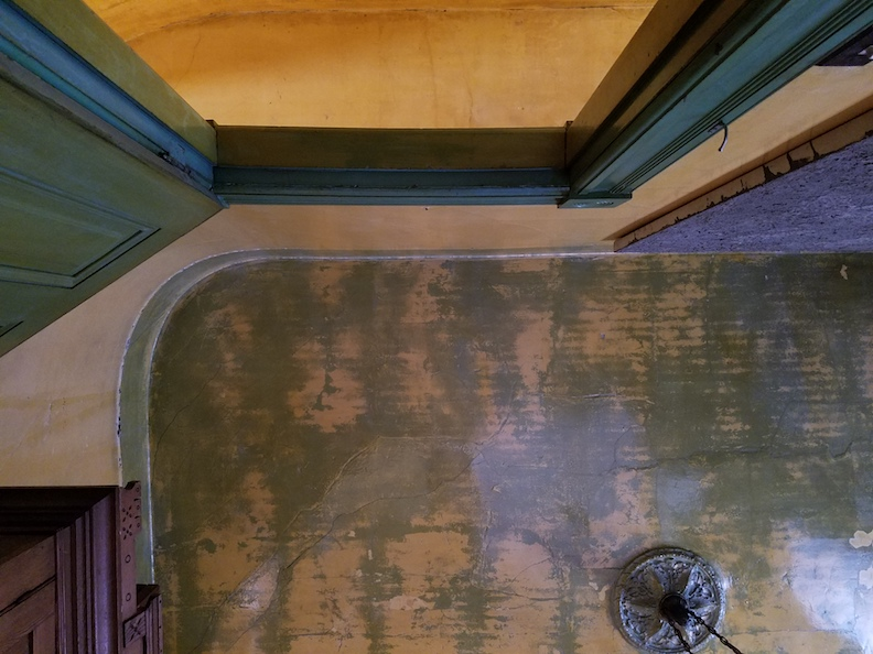 Green or Otherwise: Care, Color, and Ceilings